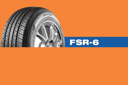 تایر FSR-6